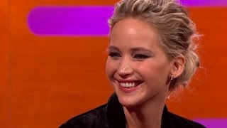 Download Jennifer Lawrence's Itchy Butt Almost Killed A Man & Hilarious Chris Pratt Prank Video