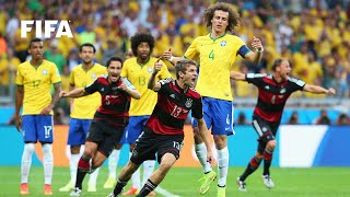 Download Matchday Live - 2014 Brazil v Germany Video