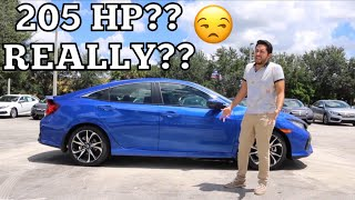 Download The 2017 Honda Civic Si: Is it worth buying? Video