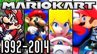 Download Mario Kart ALL INTROS 1992-2014 (Wii U, 3DS, N64, SNES) Video