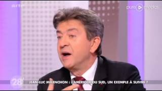 Download Clash entre Jean Luc Mélenchon et Renaud Dély à propos de Cuba ! Video