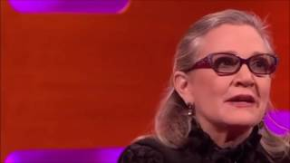 Download CARRIE FISHER naked and raw on SEX with HARRISON FORD Eddie Fisher LAST TV GUEST APPEARANCE Video
