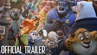 Download Zootopia Official US Trailer #2 Video