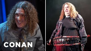 Download ″Weird Al″ Yankovic Has More Costume Changes Than Lady Gaga - CONAN on TBS Video
