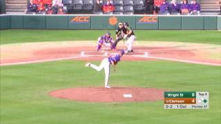 Download Clemson Baseball    Wright State Game Highlights - 2/18/17 Video