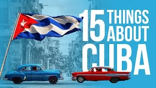 Download 15 Things You Didn't Know About Cuba Video
