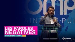 Download Les paroles négatives. Pasteur MARCELLO TUNASI culte du 15 mars 2019 Video