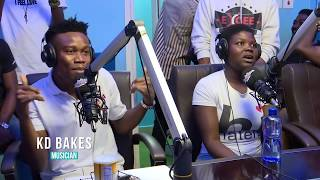 Download This Two Talents Will Amaze You (KD Bakes and Chikel Baby) Video