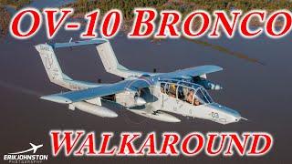 Download OV-10 Bronco Walkaround Fort Worth Aviation Museum Video