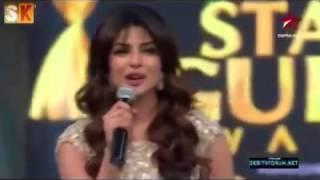 Download Salman Khan and Priyanka سلمان يحرج بريانكا (مترجم) Video