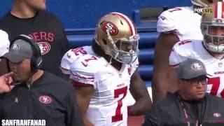 Download Colin Kaepernick vs Bills (NFL Week 6 - 2016) - First Start of 2016! | NFL Highlights HD Video