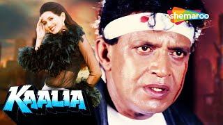 Download Kaalia (1997) Hindi Full Movie - Mithun Chakraborty - Dipti Bhatnagar - Bollywood Action Movie Video