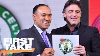 Download Which 2017 NBA Draft Pick Could Help Celtics Eclipse Cavaliers? | First Take | May 17, 2017 Video