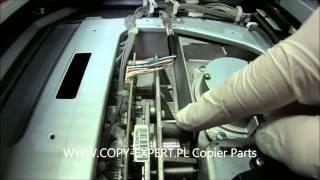 Download Replacing the Laser Diode Unit RICOH AFICIO 1060 1075 2060 2075 2051 B0655153 Video