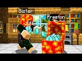 Download 7 Ways to STEAL my Little Sister's Diamonds! (Minecraft) Video