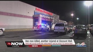Download Man dead after shooting at Indiana Discount Mall Video