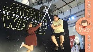 Download เด็กจิ๋วเที่ยวบูธสตาร์วอร์ส Star Wars ที่ Central World [N'Prim W310] Video