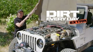 Download The Story Behind Tube Sock's Custom Fiberglass Hood - Dirt Every Day Extra Video