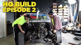 Download HQ Holden Build - EPISODE 2 Video