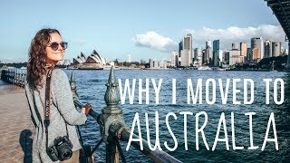 Download QUITTING TRAVEL TO LIVE IN AUSTRALIA?? | WHY I MOVED TO AUS Video