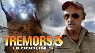 Download Worm Zapping | Tremors 5: Bloodlines Video