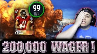 Download THIS GAME MAKES ME WANNA QUIT! (99 JULIO JONES GAMEPLAY) - MADDEN 17 ULTIMATE TEAM Video