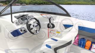 Download TAHOE Boats: 2015 500 TS Sterndrive and 2016 550 TS Outboard Runabout Boats Video