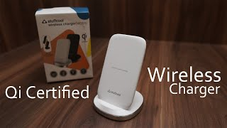 Download Stuffcool Qi Certified Wireless Charger with 10W output, plus coming soon (what is it?) Video