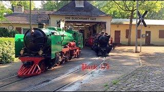 Download Dresden Park Railway / Germany, 05.06.2016 / Part: 1/5 Video