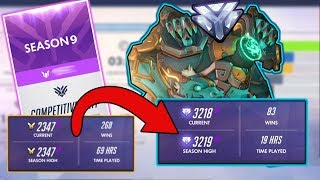 Download Overwatch Season 9 How To Get To Diamond Rank Tips / Guide / Tutorial Video