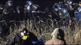 Download Demonstrators at Standing Rock file class action lawsuit against sheriff Video