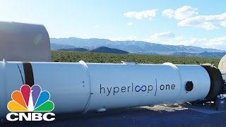 Download Hyperloop One Unveils The Future Of Transportation | Squawk Box | CNBC Video