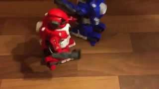 Download Robot đại chiến - Hoàng vs Hải Video