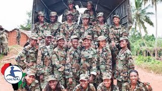 Download Top 10 Largest Militaries in Africa Video