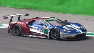 Download 24 Hours of Le Mans 2018 Test at Monza! - Rebellion LMP1, BMW M8 GTE, Ford GT, 991.2 RSR & More! Video