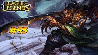 Download League Of Legends - Gameplay - Tryndamere Guide (Tryndamere Gameplay) - LegendOfGamer Video