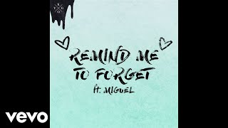 Download Kygo, Miguel - Remind Me to Forget (Audio) Video
