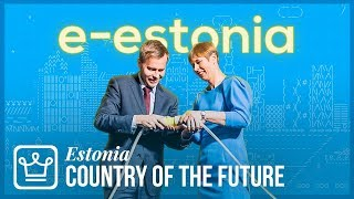 Download Why Estonia Is The Country Of The FUTURE Video
