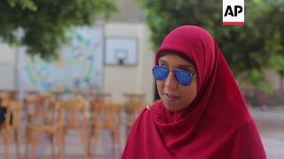 Download Foundation teaches blind women life skills Video