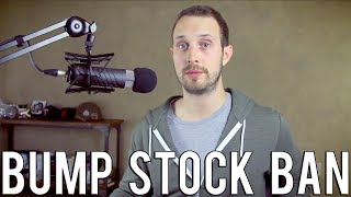 Download On the Bump Stock Ban | Beyond Principle, States That Banned Them Show It Won't Do Anything Anyway Video
