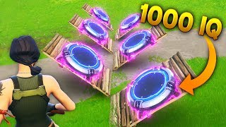 Download 1000 IQ LAUNCH PAD..!! | Fortnite Funny and Best Moments Ep.89 (Fortnite Battle Royale) Video
