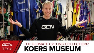 Download We Go Inside The World's Rarest Cycling Collection! Video