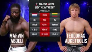 Download MMA BUSHIDO'72 Video