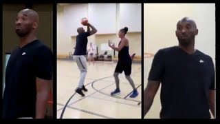 Download Candace & Gabby Williams working out with Kobe!!! Video