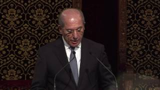 Download OPCW 20th Anniversary Ceremony speech by Director General Mr Ahmet Üzümcü Video