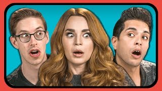 Download YouTubers React To Ariana Grande - thank u, next (Music Video & Easter Eggs) Video