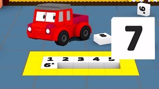 Download Learn numbers with Jeppy : count from 1 to 10 ! | Educational cartoon for children Video