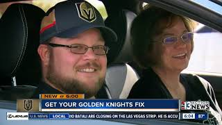 Download A Day with a Vegas Golden Knights Super Fan Video