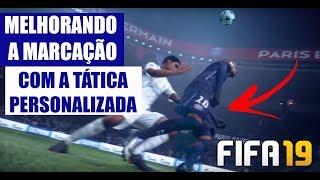 Download MELHORANDO A MARCAÇÃO COM A TÁTICA PERSONALIZADA | FIFA 19 ULTIMATE TEAM Video