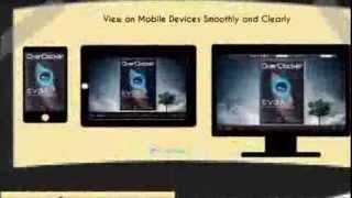 Download Learn Flip HTML5 to Create Online Flip eBook in 3 Minutes Video